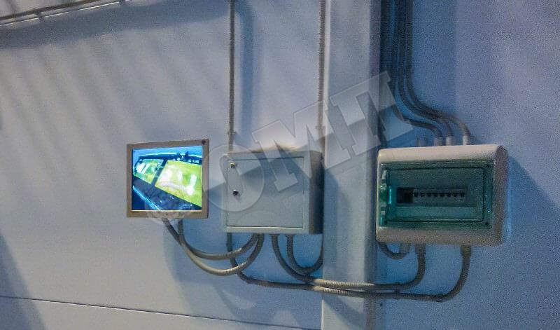 Автоматика ОСК и дробеструйных камер